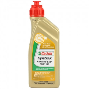 Castrol Syntrax LS 75w140