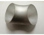 """alumiinium toru 180kraadi läikiv 2.5"""""""